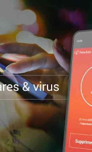 Antivirus et sécurité mobile 3