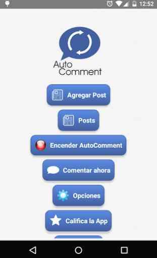 Auto Comment 1