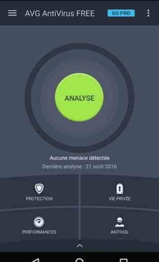 Antivirus Android Gratuit 2017 1