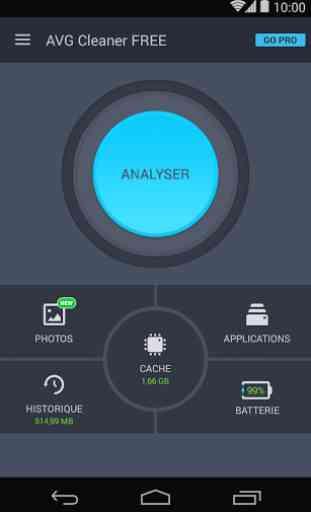 AVG Nettoyage Android Gratuit 1
