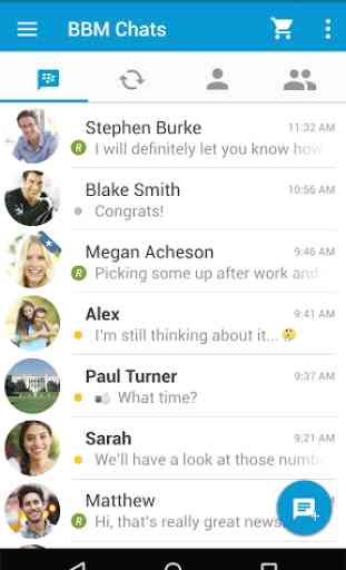 BBM - Free Calls & Messages 1