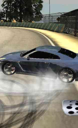 GT-R Drifting 1