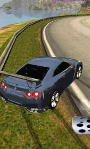 GT-R Drifting 2