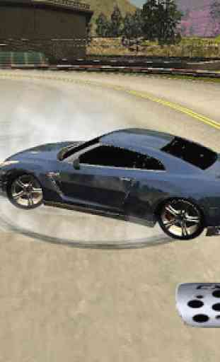 GT-R Drifting 3
