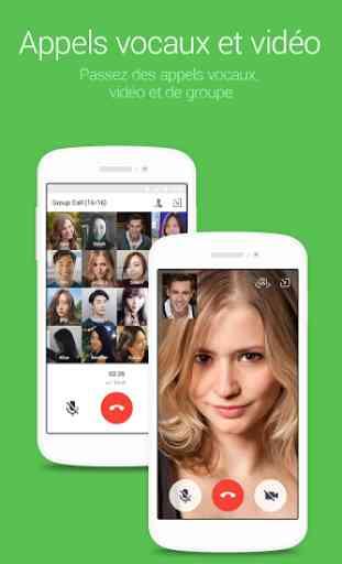 LINE: Appel & message GRATUITS 2