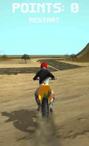 Motocross Moto Simulator 1