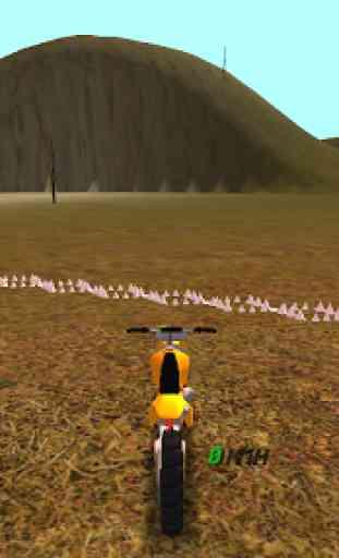 Motocross Moto Simulator 3