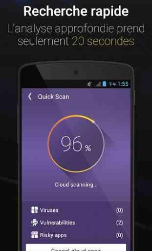 NQ Mobile Security – Antivirus 2