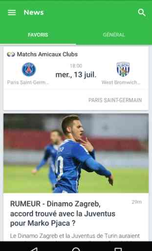 Onefootball Live Foot & Scores 1
