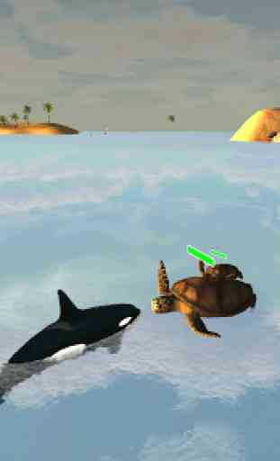 Orca Survival Simulator 4