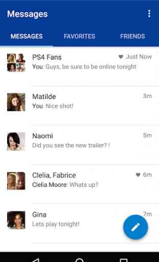 PlayStation®Messages 1