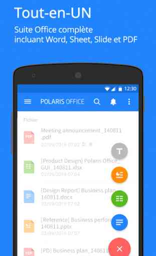 Polaris Office + PDF Editor 1