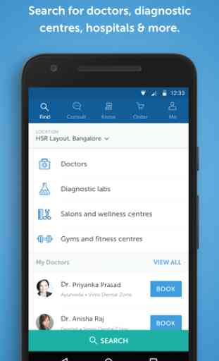 Practo - Your home for health 1