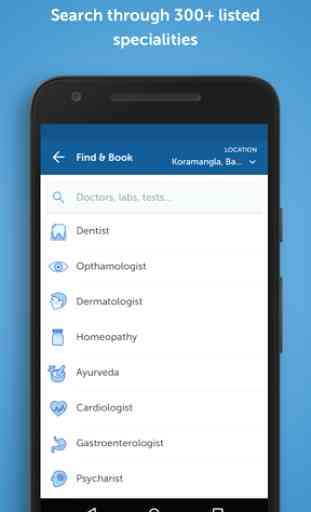 Practo - Your home for health 2