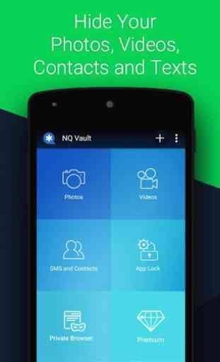 Vault-Hide SMS, Pics & Videos 2