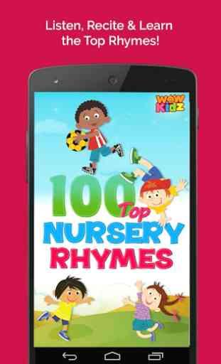 100 Top Nursery Rhymes 1