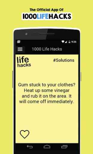 1000 Life Hacks 1