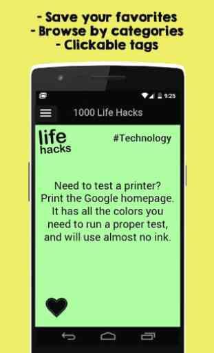 1000 Life Hacks 3