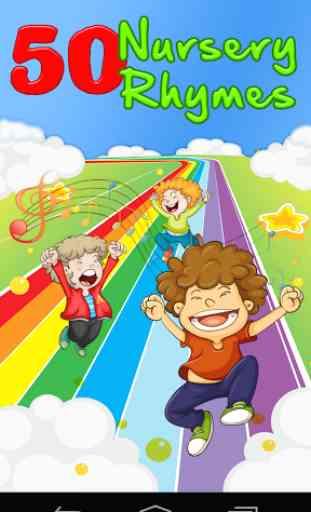 50 Nursery Rhymes 1