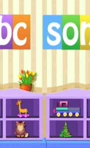 ABC Song - Kids Rhymes Videos 1