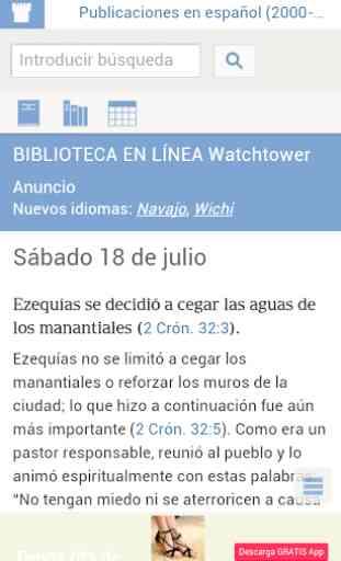 BIBLIOTHÈQUE EN LIGNE JW 2