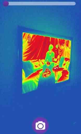 Thermal Camera HD Effect Simulator image 3
