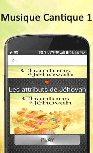 Chantons à Jéhovah 4
