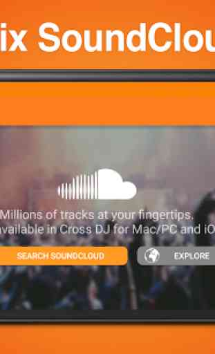 Cross DJ Pro 2