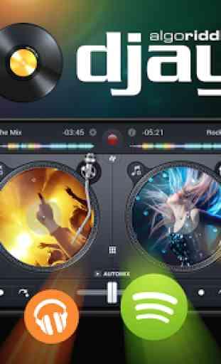 djay FREE - DJ Mix Remix Music 1
