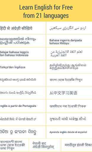 Hello English: Learn English 1