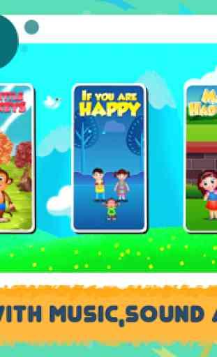Enfants Comptines Vidéos 1