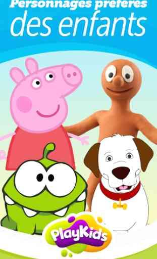 PlayKids - Vidéos et jeux 2