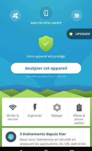 Antivirus Gratuit pour Android 1