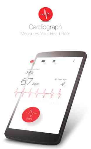 Cardiographe - Cardiograph 1