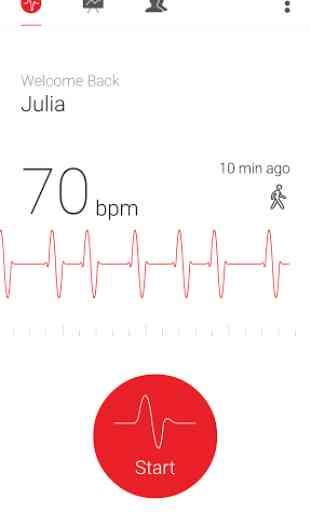 Cardiographe - Cardiograph 2