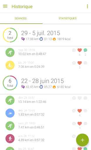 Endomondo - Running & Cyclisme 4