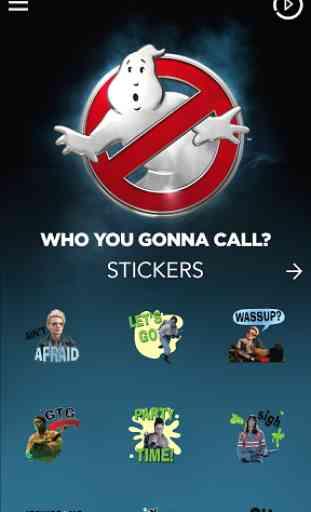 Ghostbusters Emojis 2