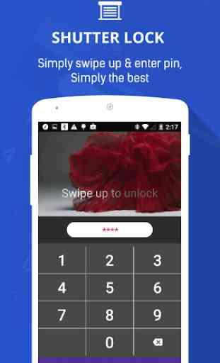 Knock Lock - AppLock Screen 4