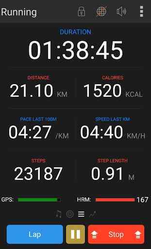 MeeRun Sports Tracker 2