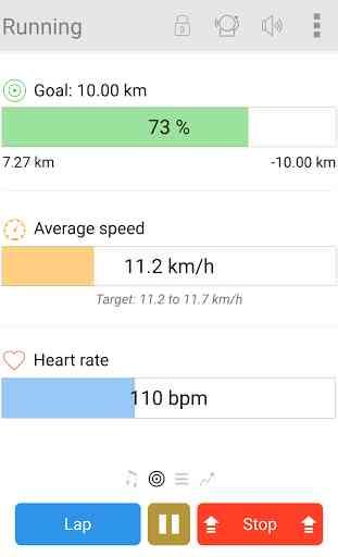 MeeRun Sports Tracker 3