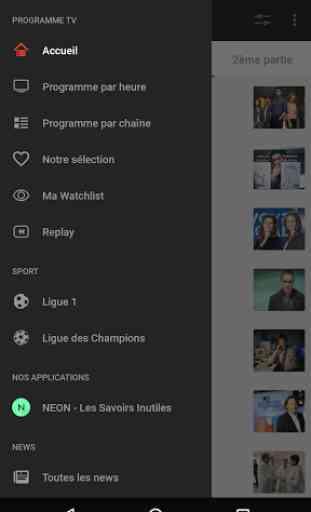 Programme TV par Télé Loisirs 3