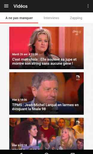 Programme TV par Télé Loisirs 4