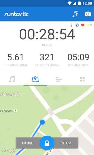 Runtastic PRO Course & Fitness 2