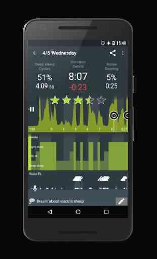 Sleep as Android 4