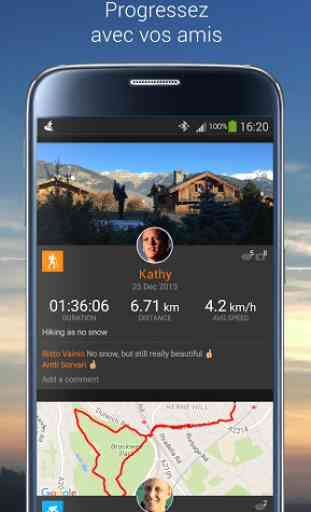 Sports Tracker 1
