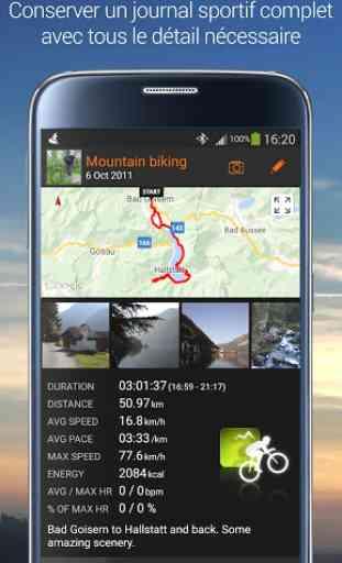 Sports Tracker 4