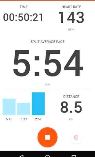 Strava GPS Running et Cyclisme 1