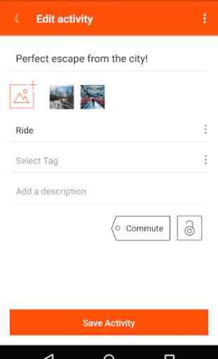Strava GPS Running et Cyclisme 4