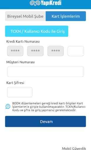 Yapı Kredi Mobile 4