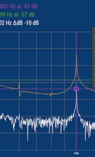 Advanced Spectrum Analyzer PRO 3